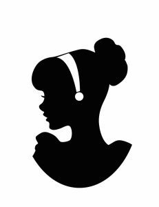 231x300 Winnie The Pooh Silhouette With Butterfly Life Goes