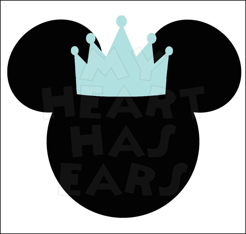 1024x974 Mickey Ears Clipart