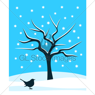 winter scene silhouette at getdrawings com free for personal use rh getdrawings com christmas snow scene clipart free snow scene clipart