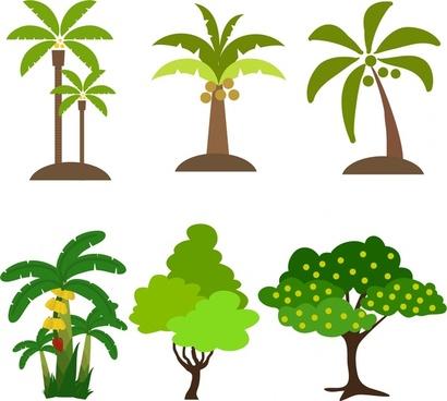 410x368 Tree Symbol Free Vector Download (22,021 Free Vector)