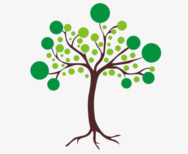 650x533 Vector Tree Material, Tree, Jane Pen Tree, Vector Tree Png Image