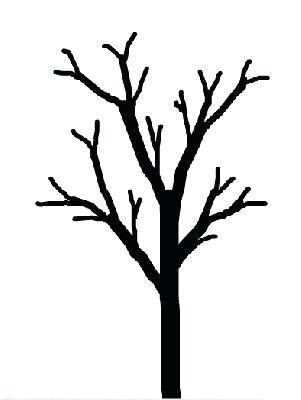 301x400 Drawn Tree Winter Tree Many Interesting Cliparts