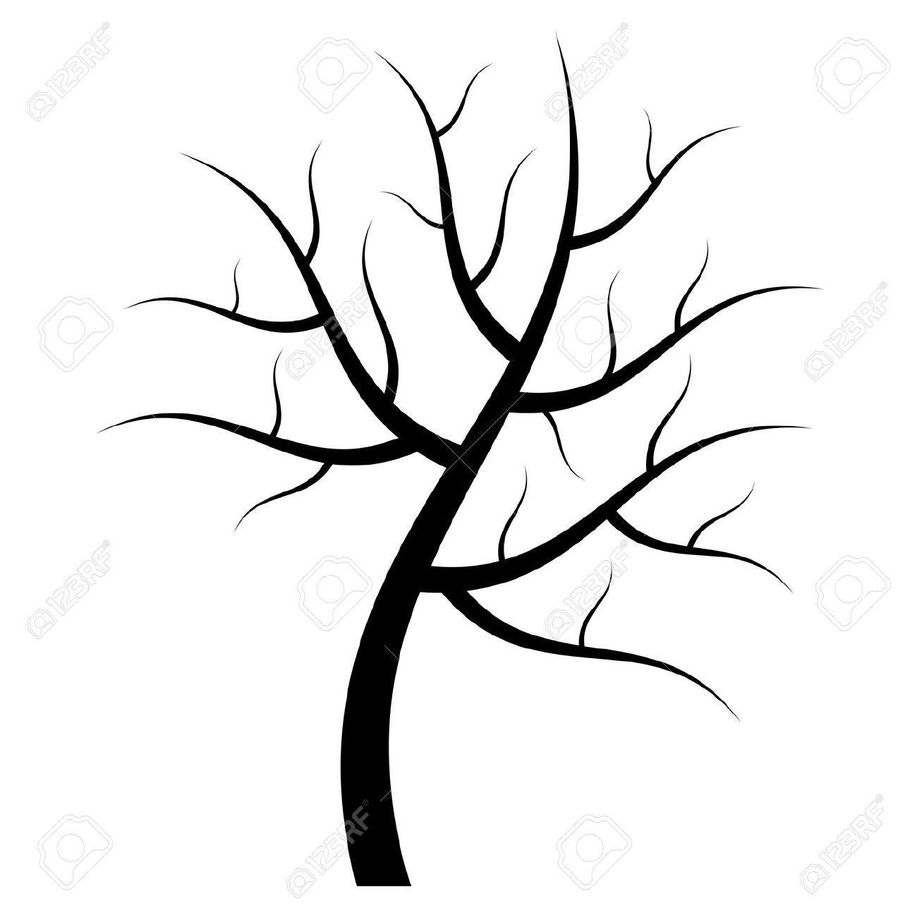 1300x1300 Baum Silhouette