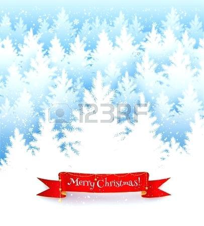406x450 Winter Landscape Silhouette Winter Landscape Silhouette By Garden