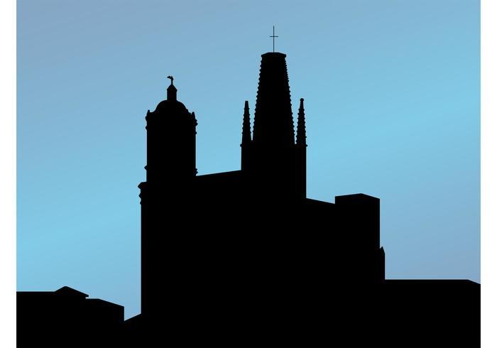 700x490 Church Silhouette