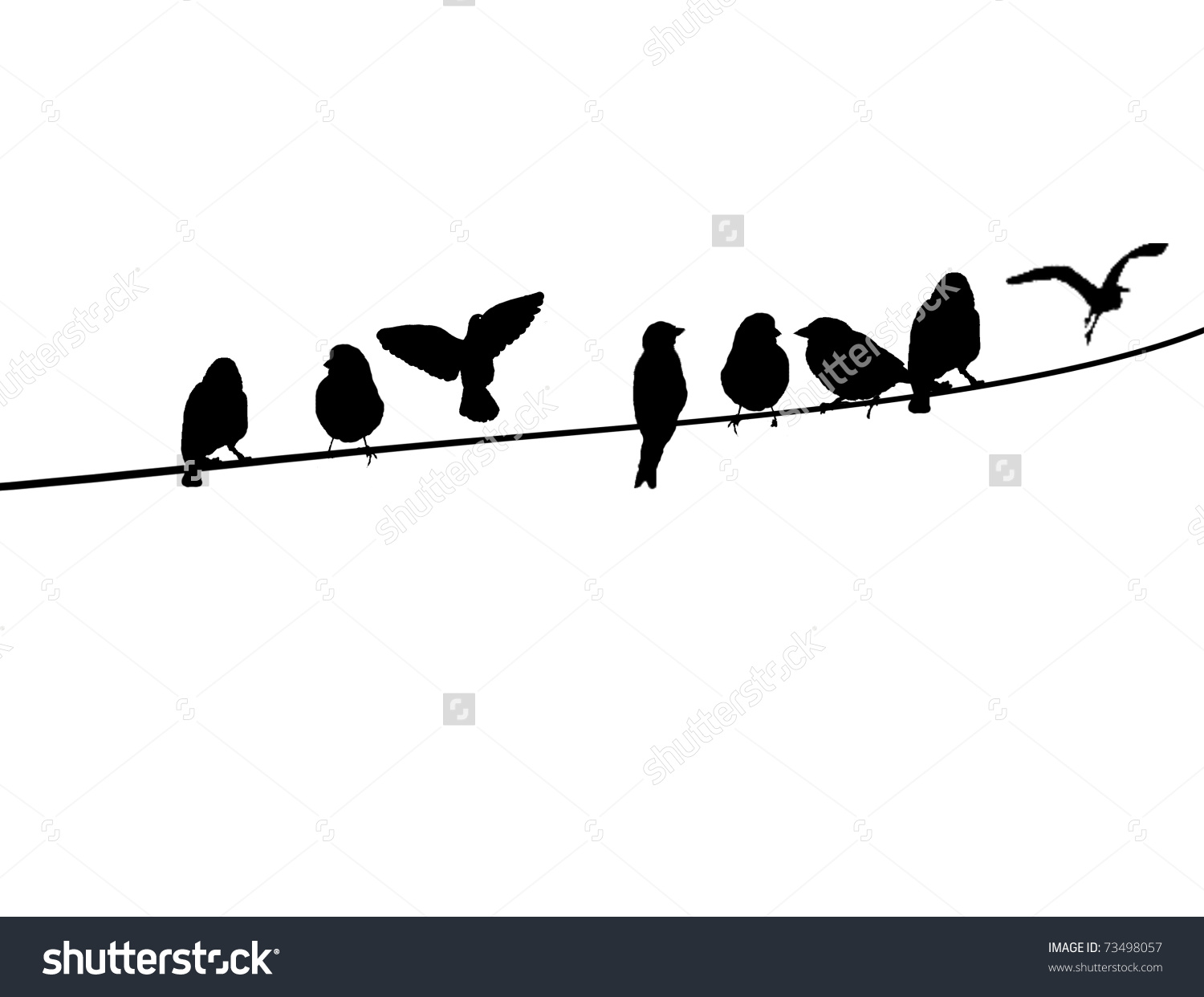 Wire Silhouette at GetDrawings.com | Free for personal use Wire ...
