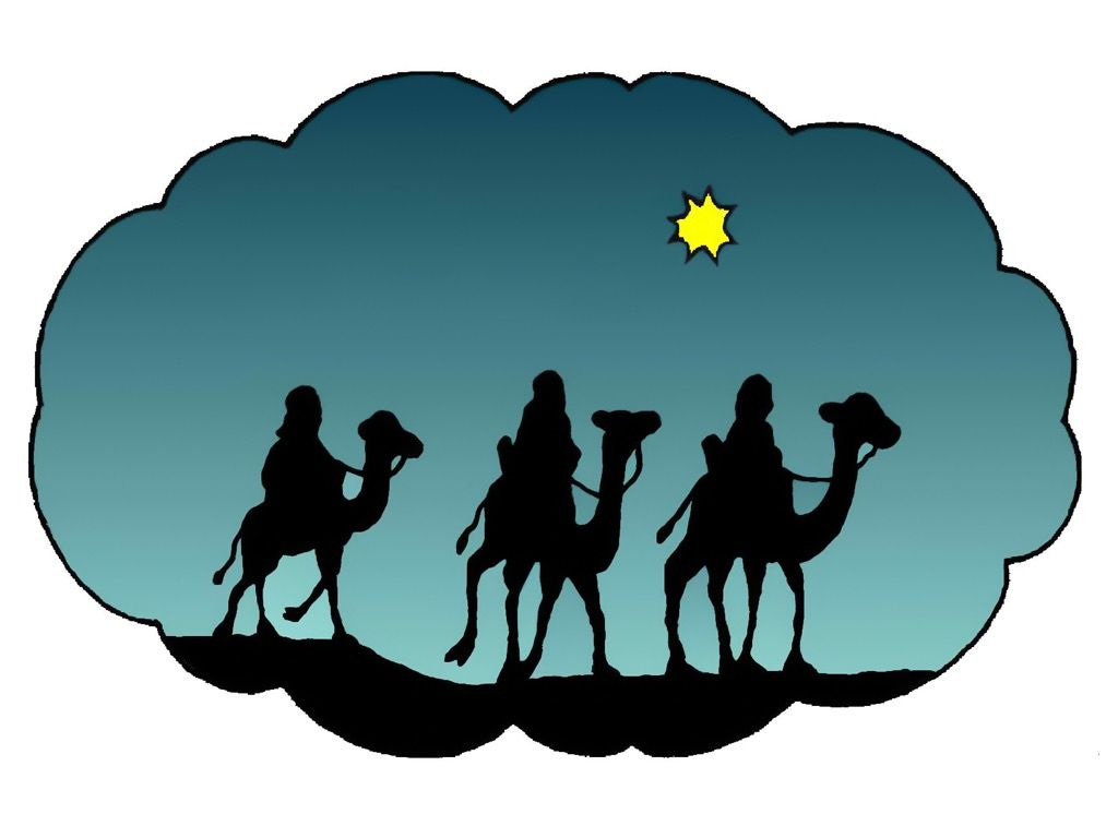 1024x768 Free Bible Images Wise Men From The East Travel Bethlehem