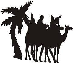 241x209 Image Result For Silhouette Of Nativity Animals Paper