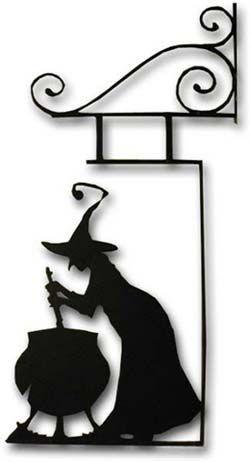 250x462 Harry Potter Diagon Alley Leaky Cauldron Metal Sign Neca