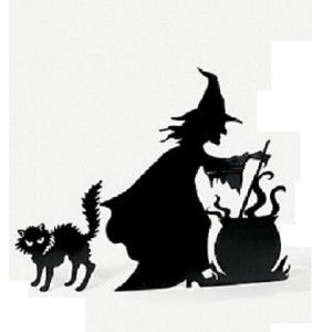 282x300 Witch Cauldron Silhouette Images Amp Pictures