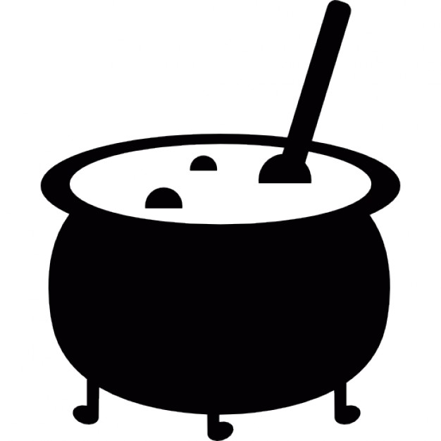 626x626 Witch Cauldron Icons Free Download