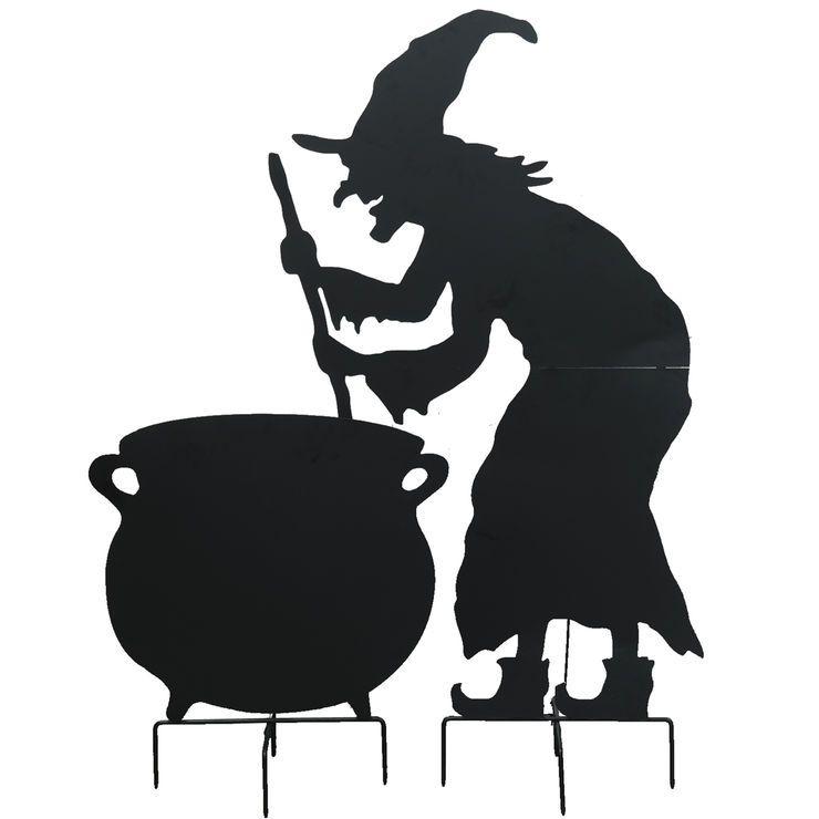 740x740 Witch With Cauldron 2 Piece 60 In Halloween Ideas