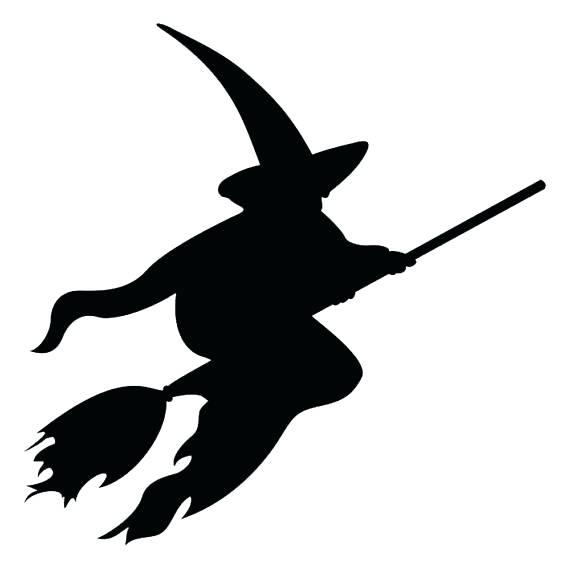 570x570 Witch Window Silhouette