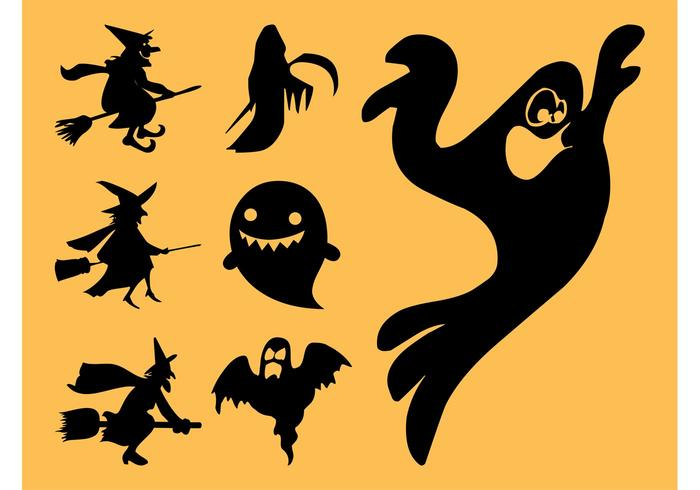 700x490 Witch Free Vector Art