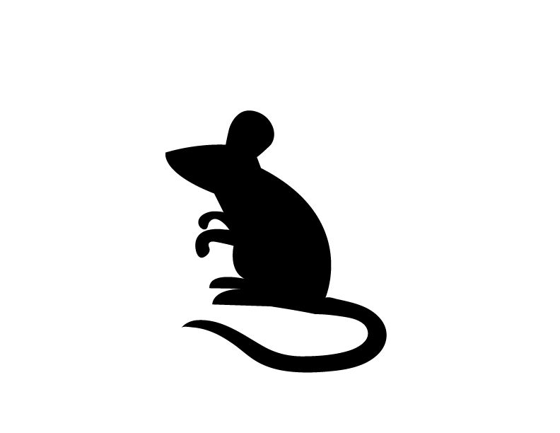 792x612 Mouse Clipart Silhouette Many Interesting Cliparts