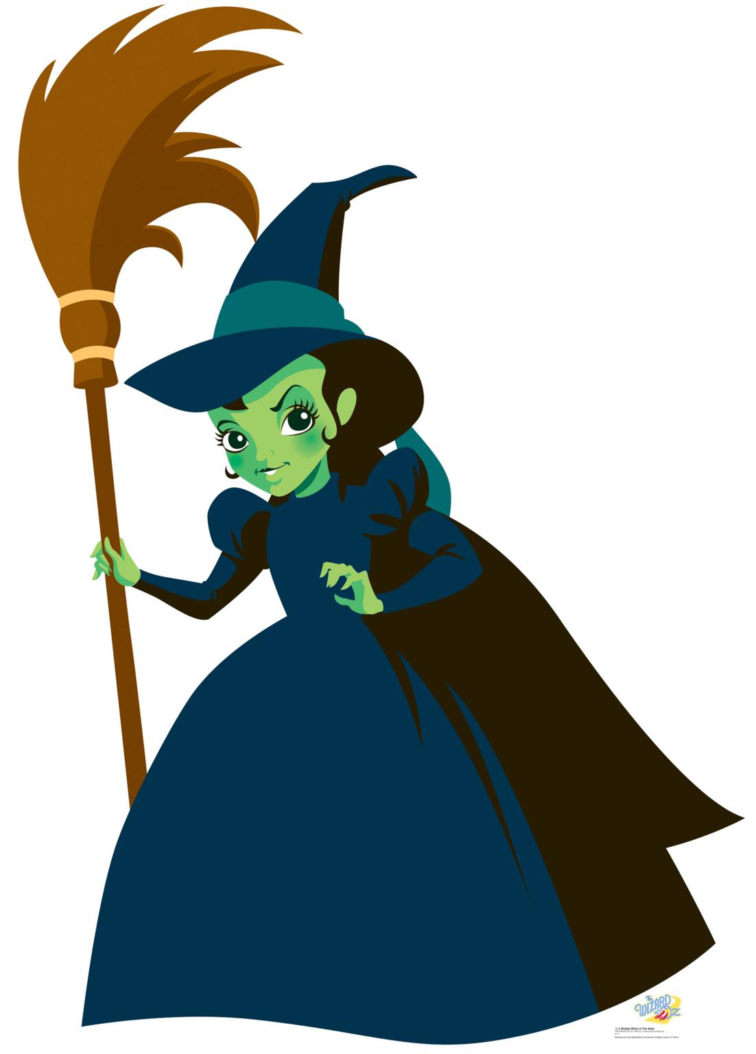 1102x1536 Of Oz Wicked Witch Clipart