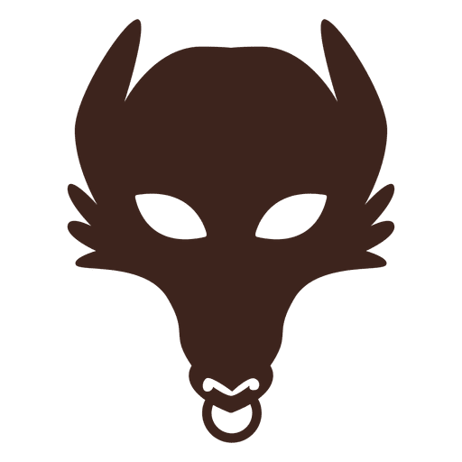 512x512 Angry wolf drawing