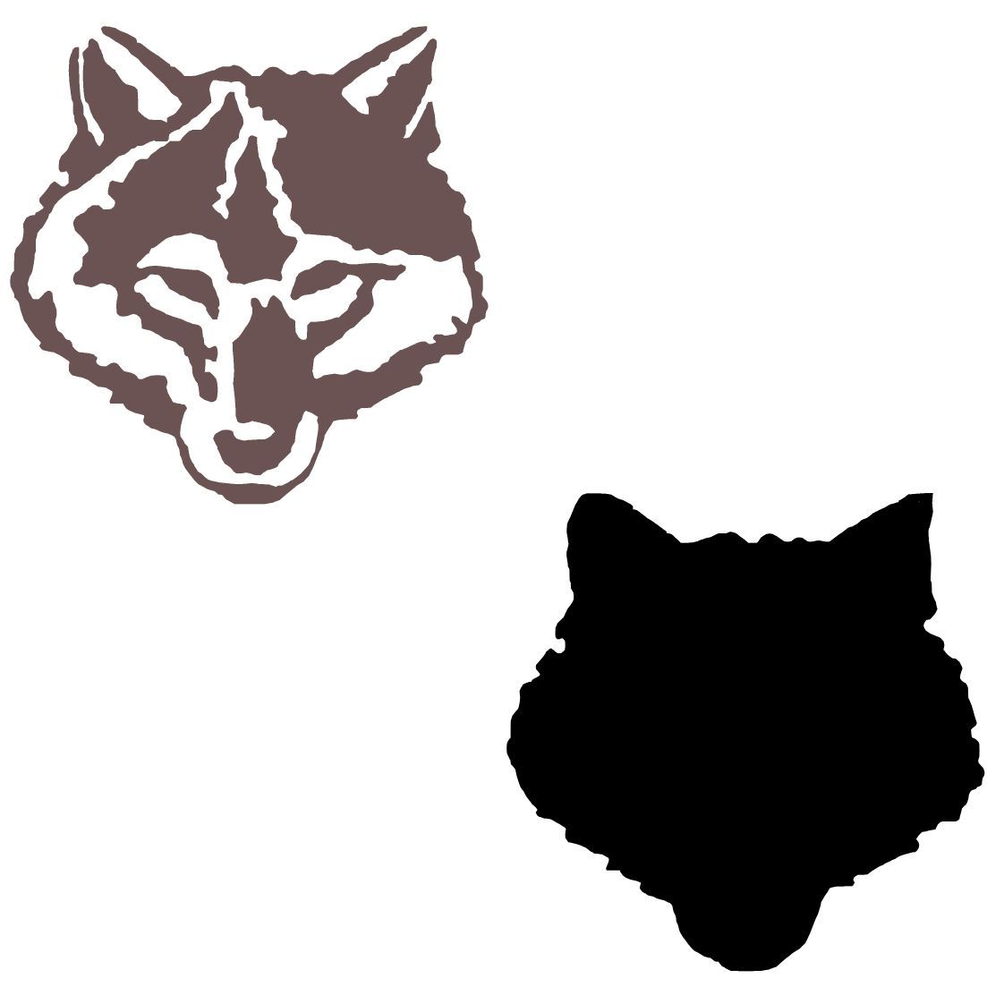 1103x1103 Cub Scouts Wolf Head SVG Boy Scout and Cub Scout SVG Pinterest
