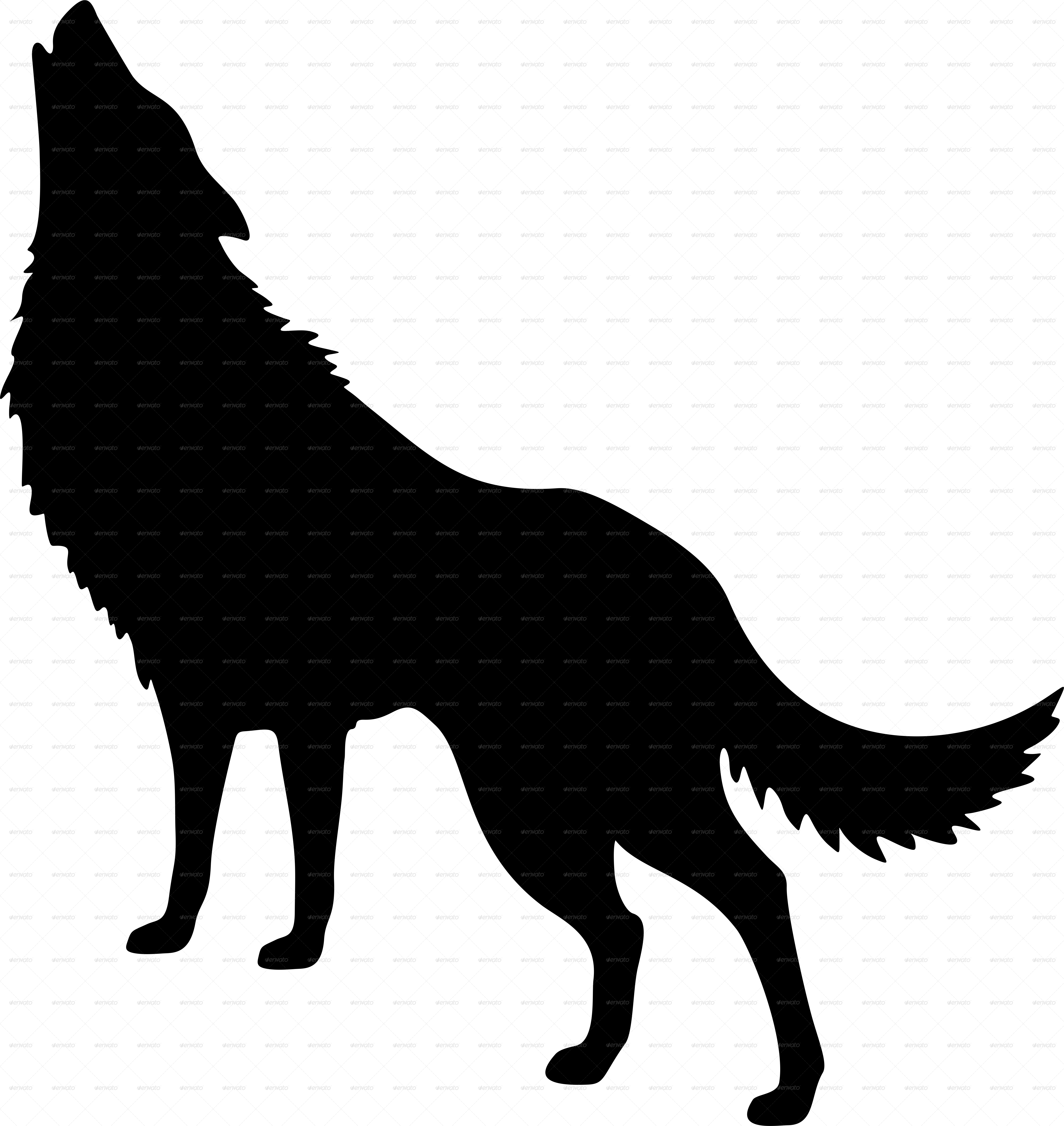 4941x5228 Wolf Howling