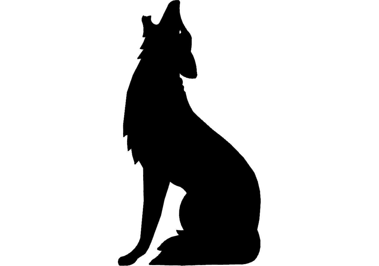 1250x877 Coyote Clipart Howling Many Interesting Cliparts