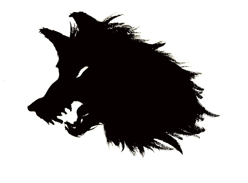 wolf howling silhouette at getdrawings com free for personal use wolf howling silhouette of clip art shapes blue clip art shapes and images