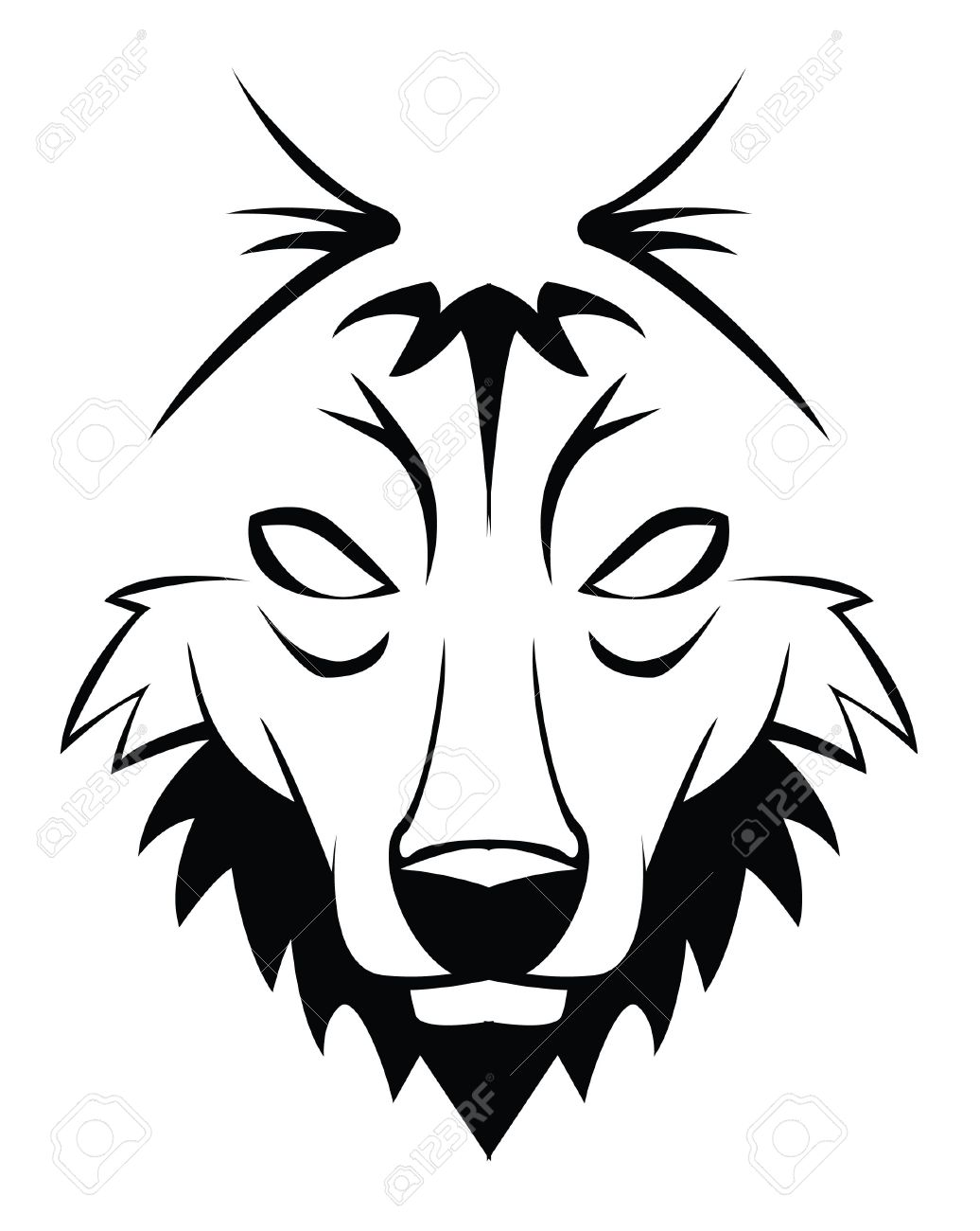 1036x1300 White Wolf Clipart Coyote