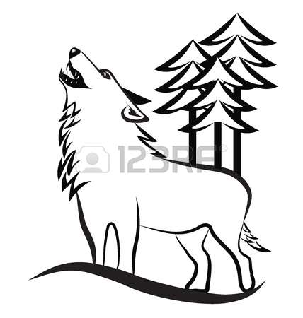 428x450 Hound Head Clipart Silhouette Collection