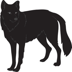 wolf silhouette clipart at getdrawings com free for personal use rh getdrawings com free clipart wolf head free wolf clipart images