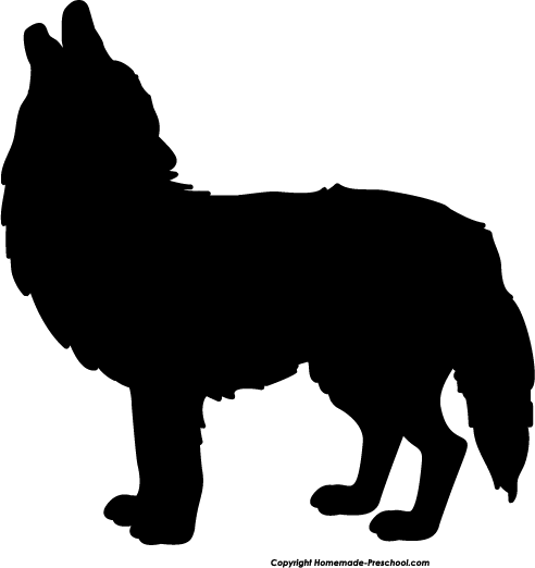 492x522 Free Silhouette Clipart