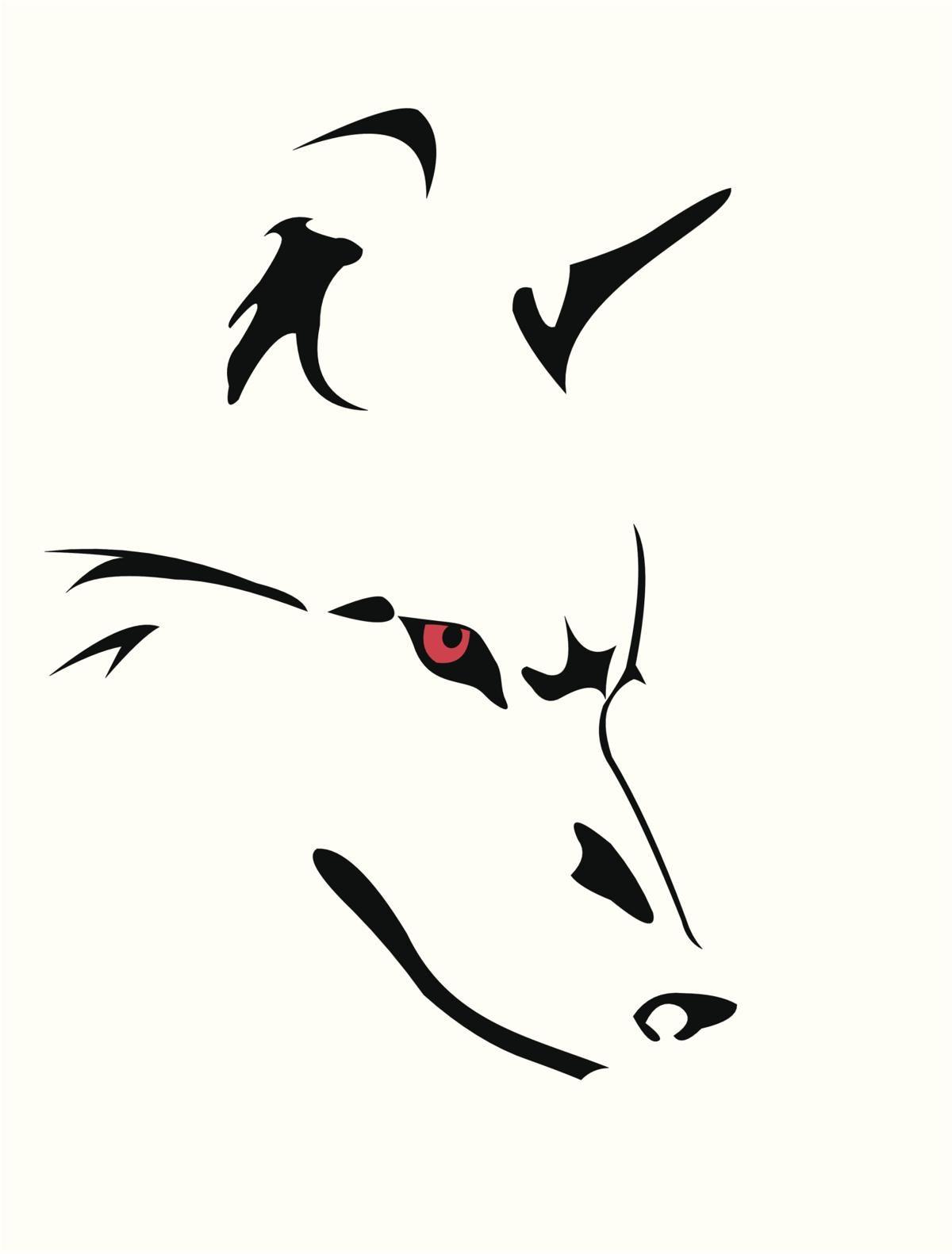 1200x1581 Tribal Wolf Tattoo Tatoo Ideas Tribal Wolf Tattoos