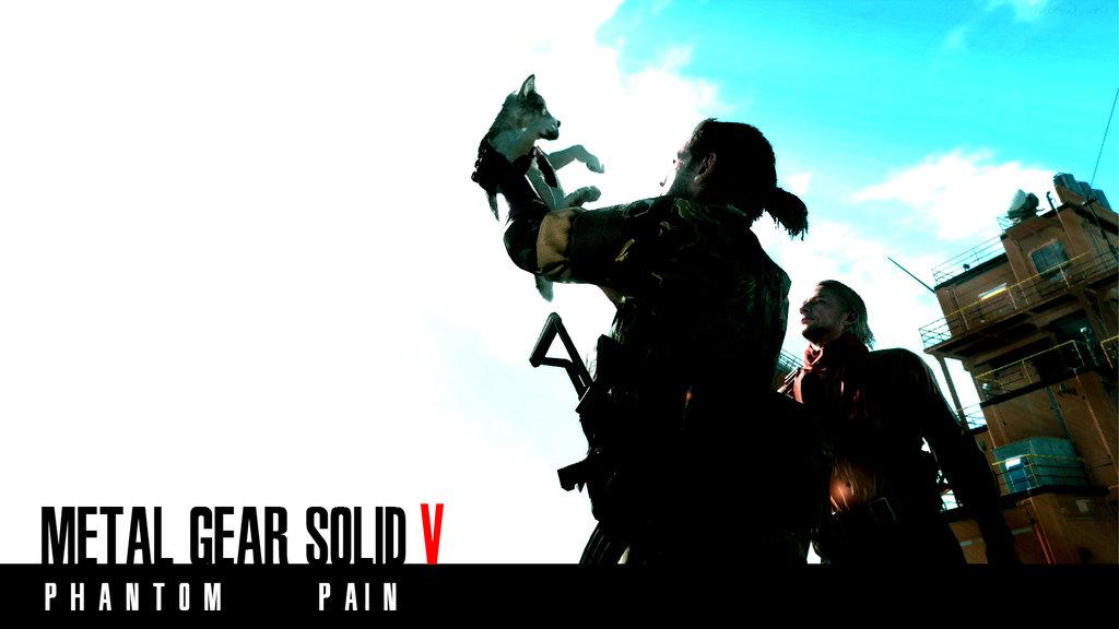 1024x576 Metal Gear Solid Phantom Pain Dd Wallpaper By Thel0nelywolf