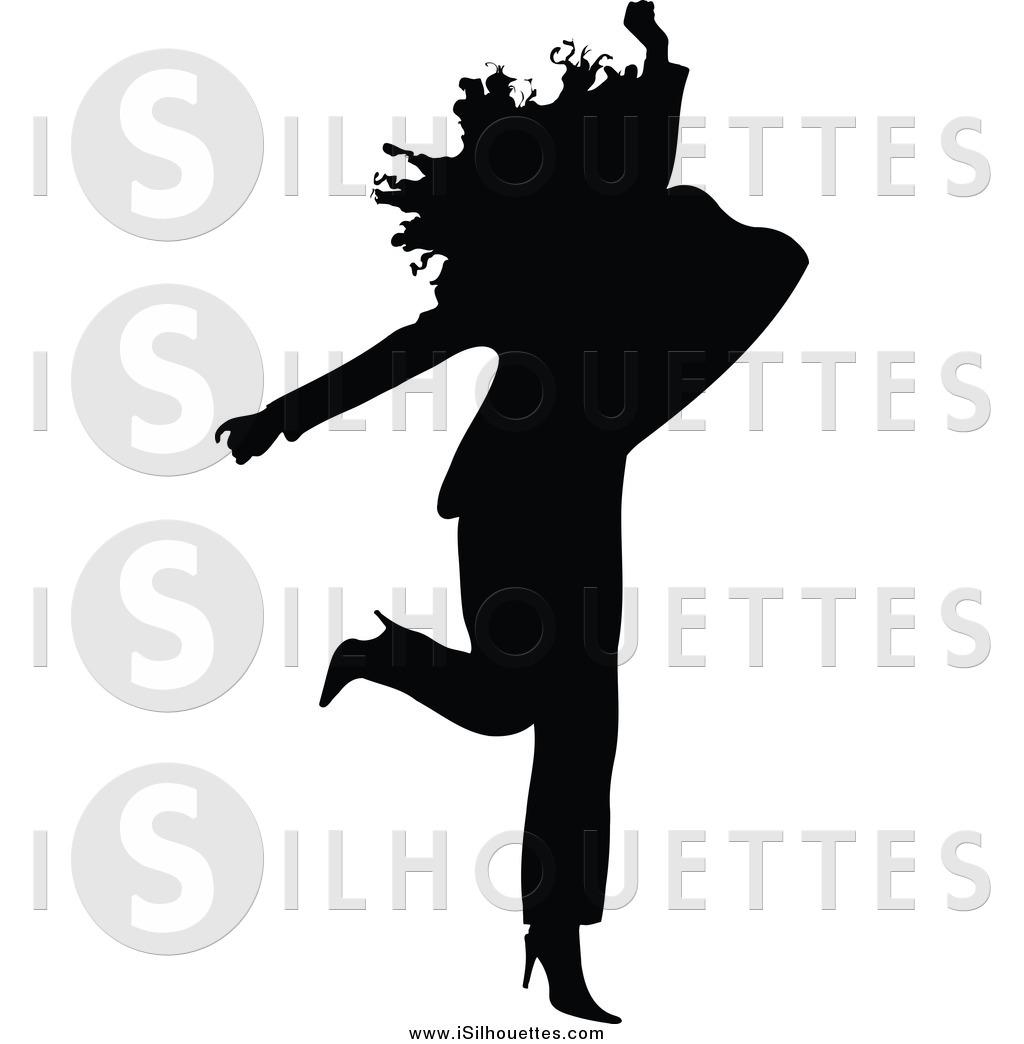 1024x1044 Woman Silhouette