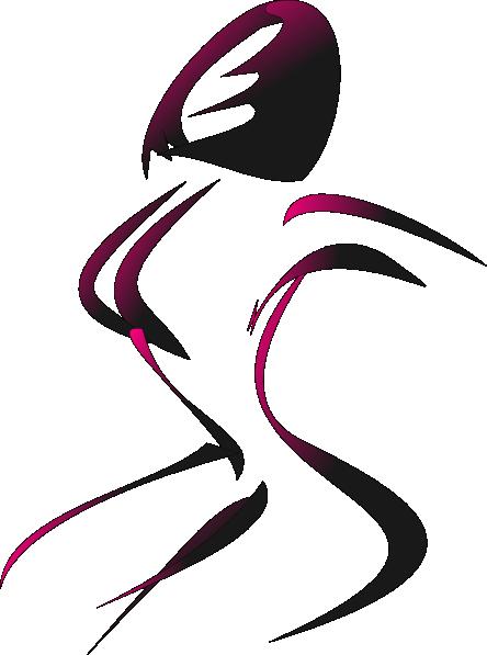 444x597 Female Silhouette Clip Art