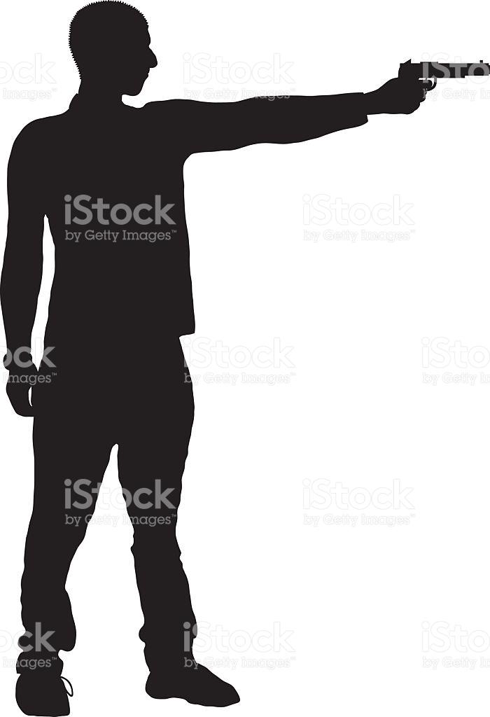 700x1024 Man Holding Gun Clipart Amp Man Holding Gun Clip Art Images