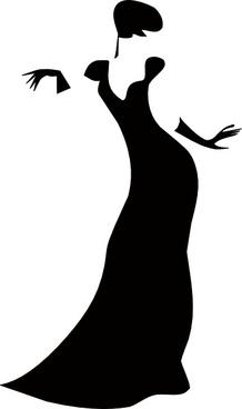 218x368 Ladies Dress Art Free Vector Download (215,235 Free Vector)