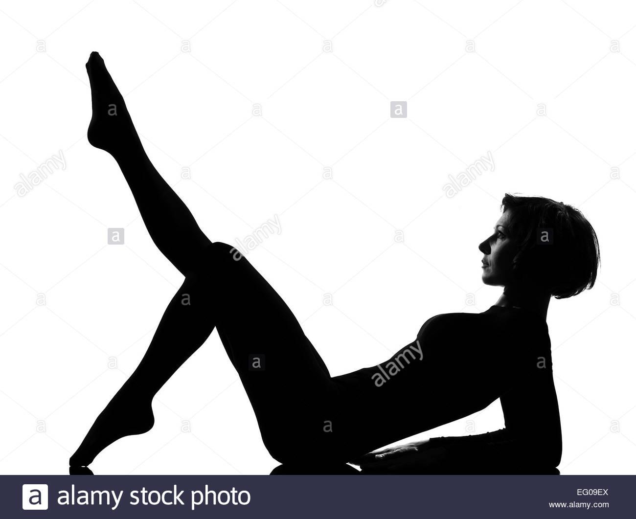 1300x1061 Lying On Back Black And White Stock Photos Amp Images