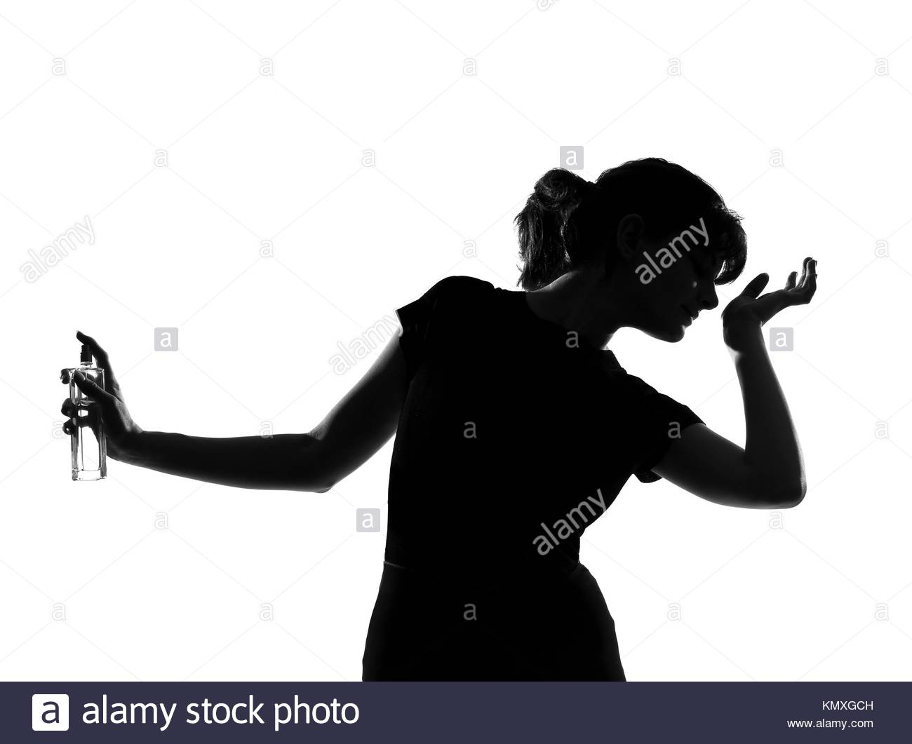 1300x1061 Portrait Silhouette In Shadow One Stock Photos Amp Portrait