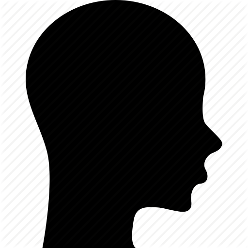 512x512 Patient, Profile, Silhouette, Woman Icon Icon Search Engine