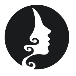 256x256 Woman Face Silhouette Icon Png Image Darlington