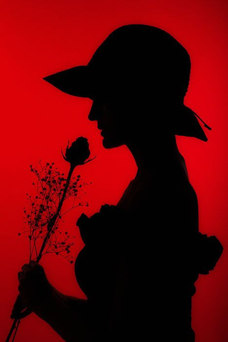 Woman Silhouette Photography
