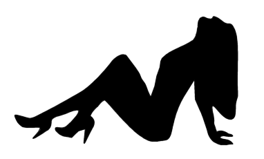 382x230 Russograffix Free Psp Vector Woman Silhouette (Cc By)