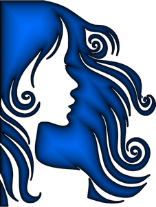 Woman Silhouette Profile