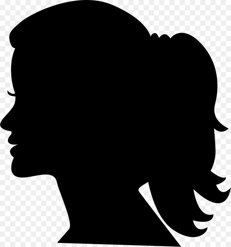 900x960 Silhouette Woman Computer Icons Clip Art