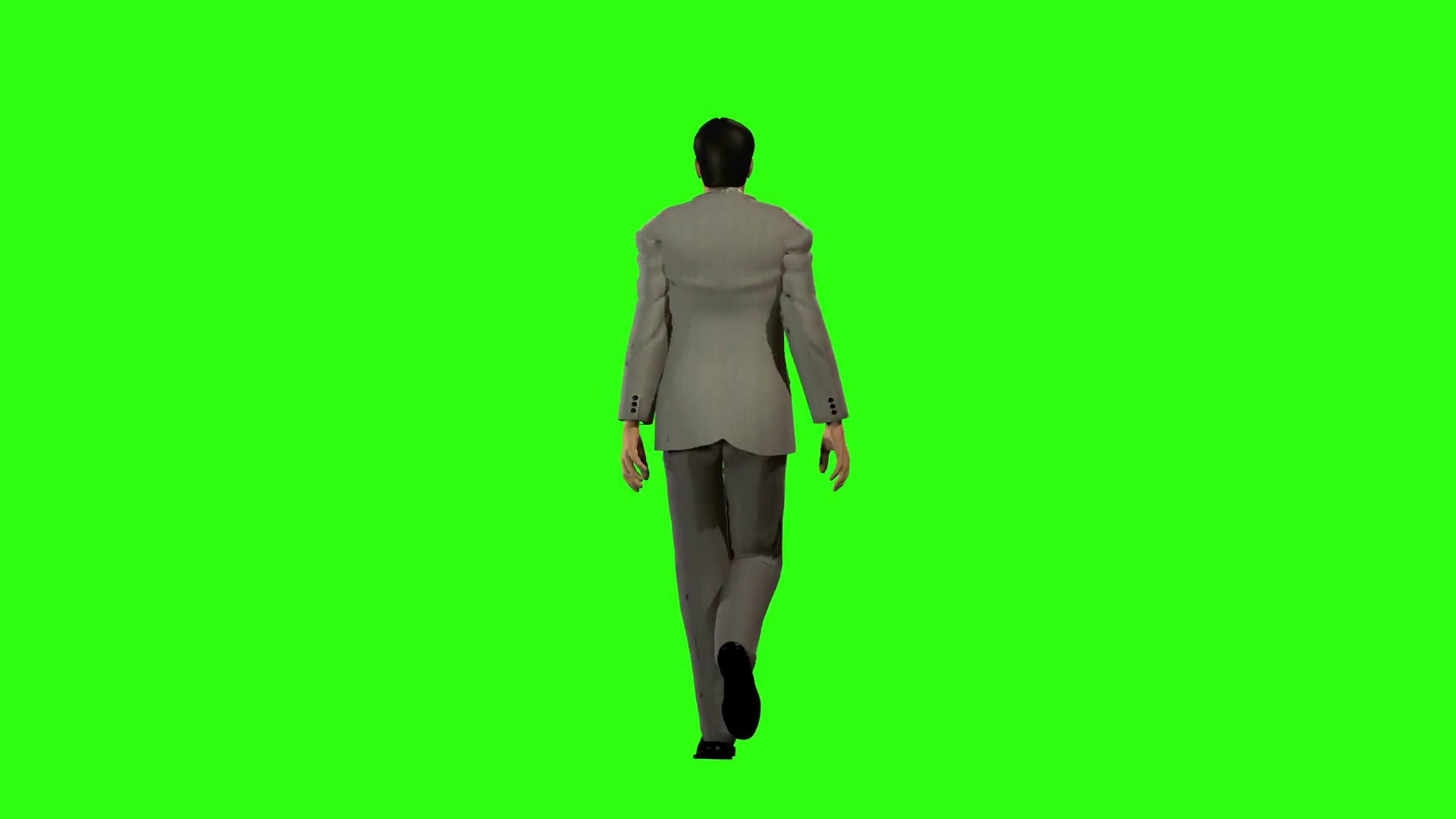 1920x1080 Man Walking Away
