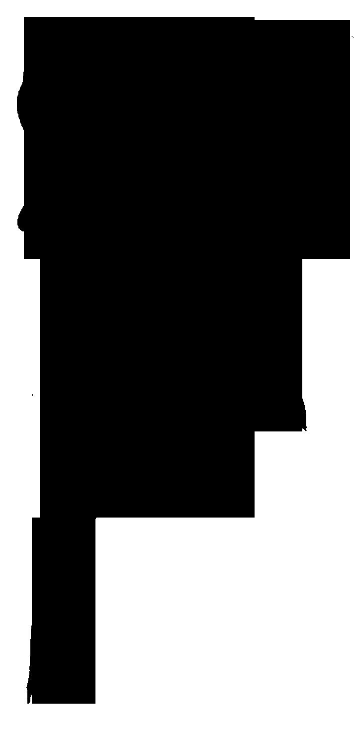 712x1479 Free Woman Silhouette Clip Art Black Female Afro Clip
