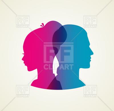 400x388 Couple Silhouette