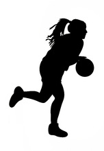 152x220 Buy Silhouette Basketball And Get Free Shipping