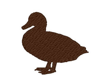 340x270 Duck Silhouette Etsy