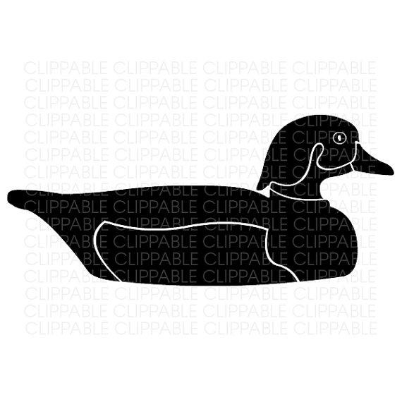 570x570 Items Similar To Wood Duck Decoy Clip Art