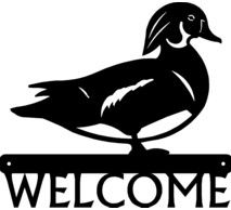 213x194 Welcome Sign